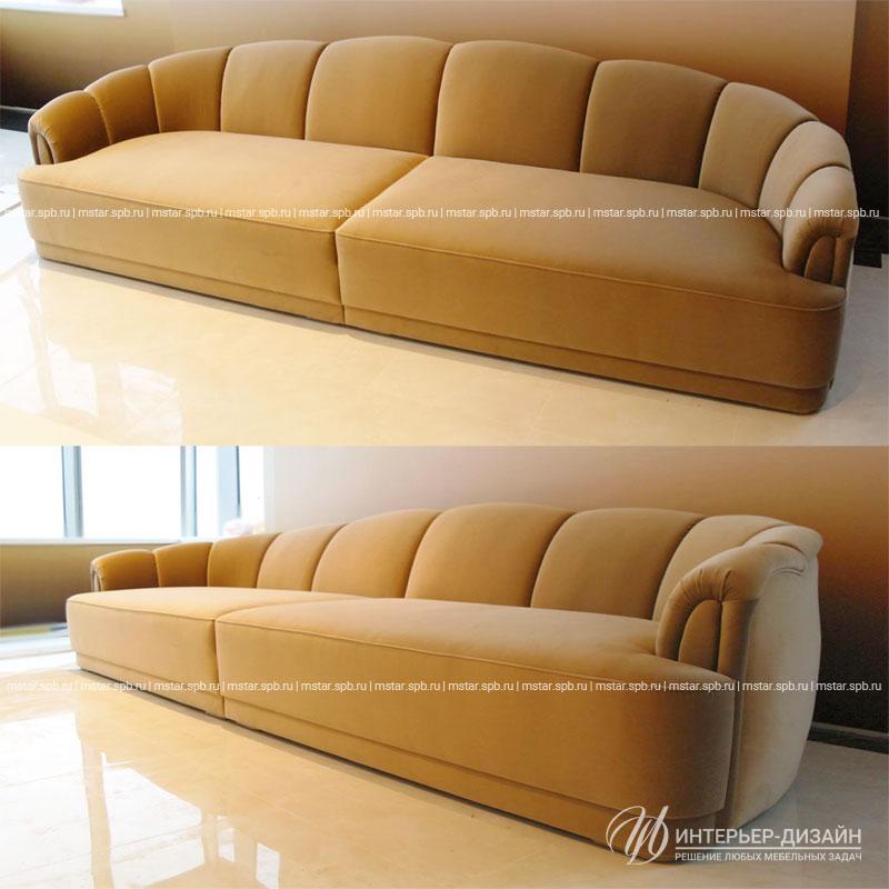диваны под заказ мягкая мебель на заказ в спб