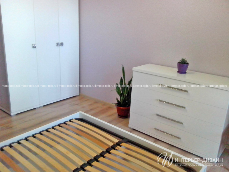 фото белая мебель спальня